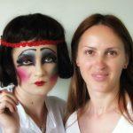 Make up artist Otopeni Elena Kerst